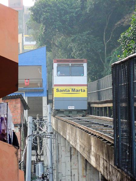 Santa Marta Transport