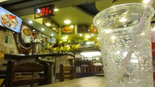 Empty Juice