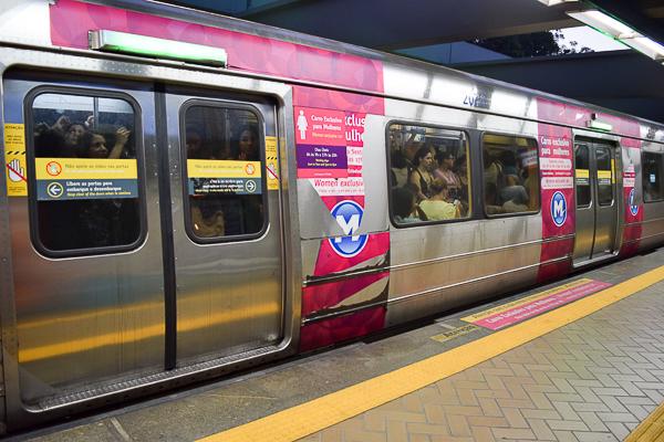 Rio Metro Women Assigned