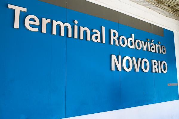 Terminal Rodoviàrio Novo Rio