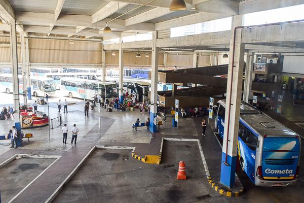 Rodoviario Novo Rio Bus Area