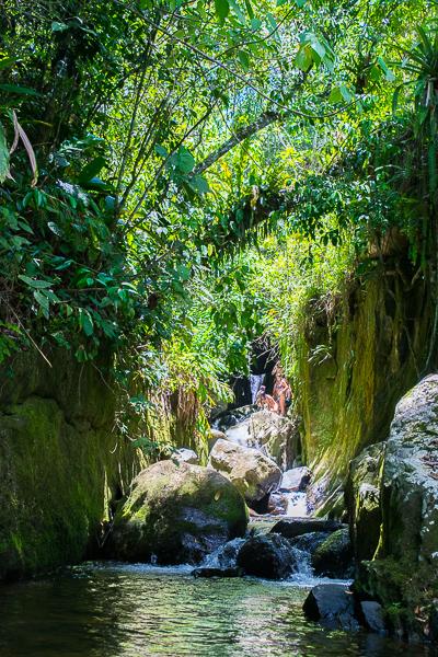 Waterfall Indiana Jones