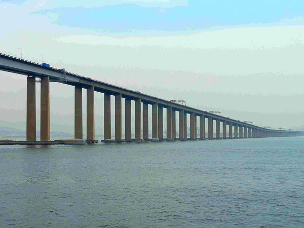 Bridge to Niteroi