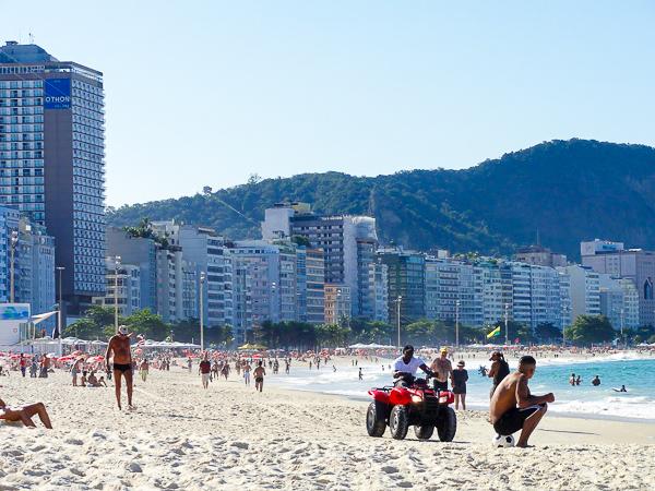 Copacanaba Beach