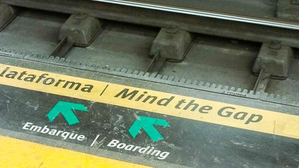 Mind the Gap Rio