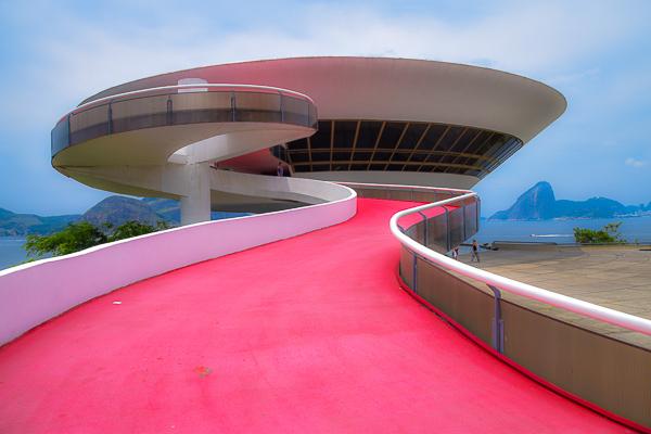 Mac Niteroi Oscar Niemeyer