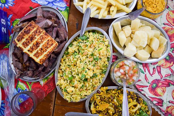 Bahian Food