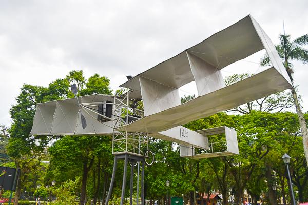 Santos Dumont Aircraft